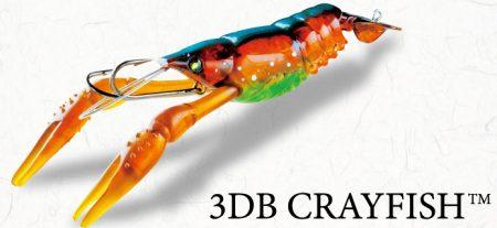 Yo-zuri 3DB Crayfish vobleris