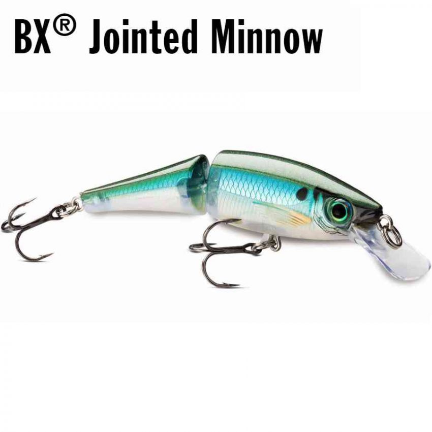 Rapala BX Jointed Minnow vobleris pagrindinis