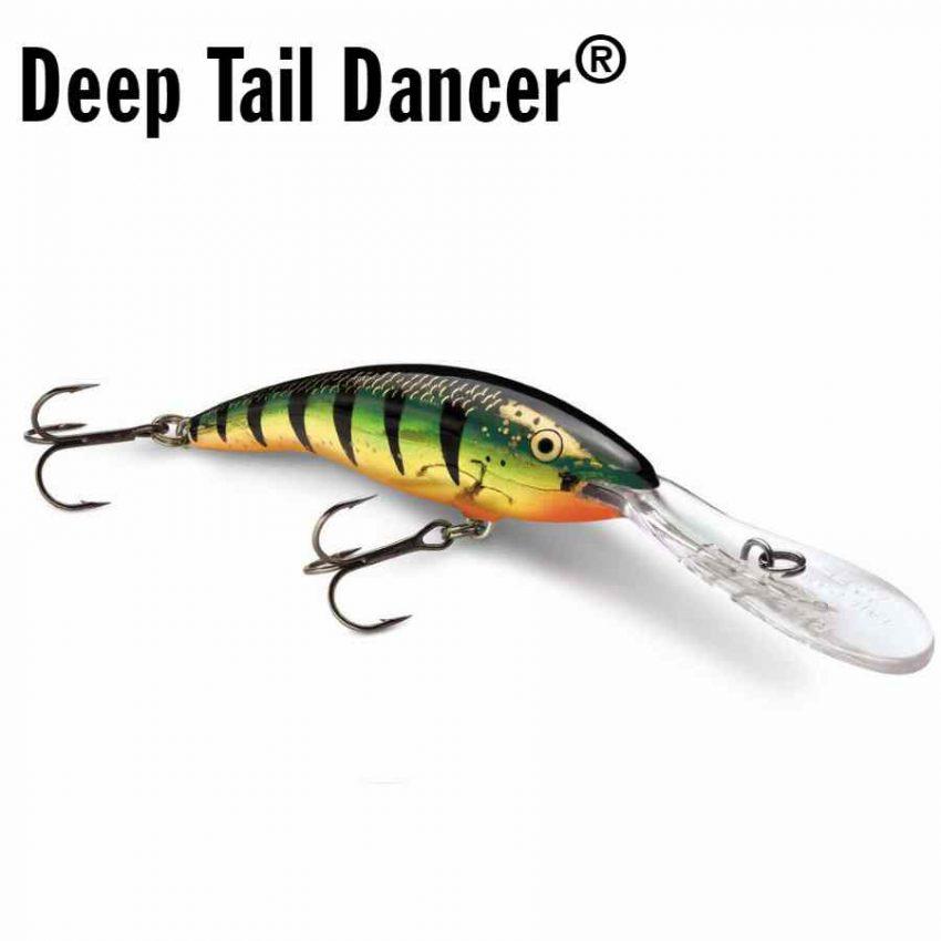 Rapala Deep Tail Dancer vobleris pagrindinis