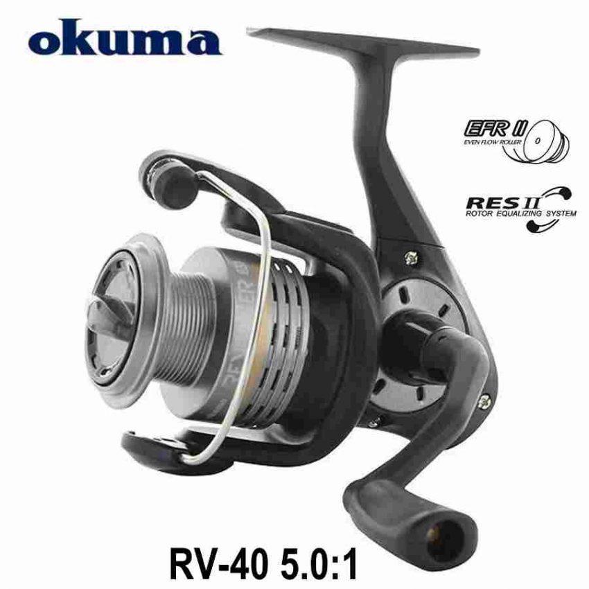 Ritė Okuma Revenger RV-40 FD