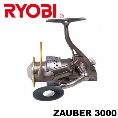 Ritė Ryobi Zauber 3000