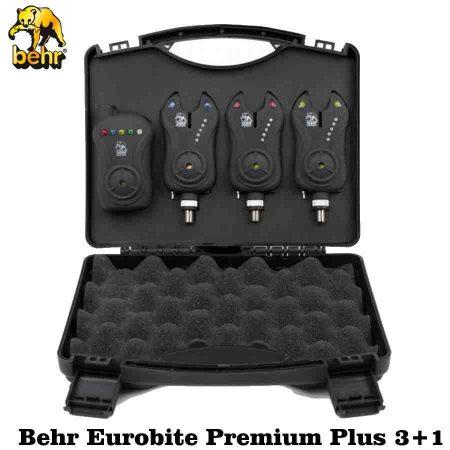 Signalizatorių rinkinys Behr Eurobite Premium Plus 3+1