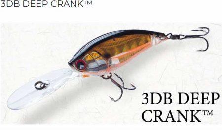 Yo-zuri 3DB Deep Crank vobleris