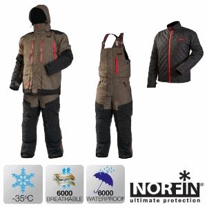 Norfin Extreme 4 kostiumas žieminis
