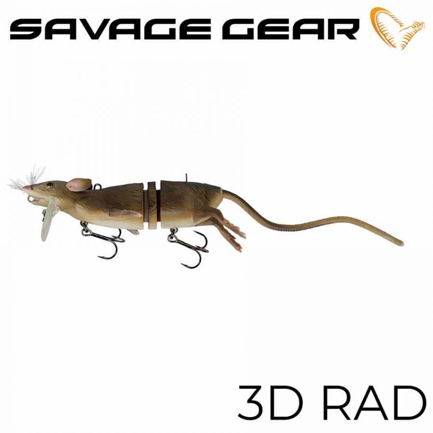 Savage Gear 3D Rad pelė