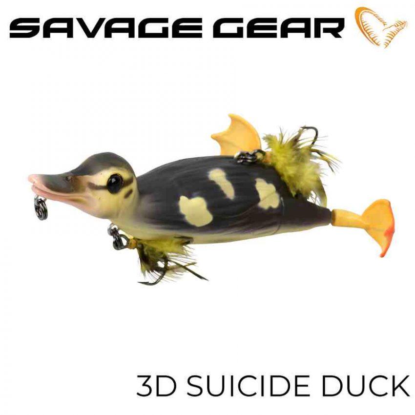 Savage Gear 3D Suicide Duck