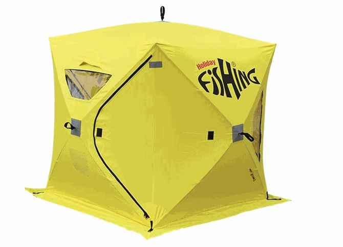 Žieminė palapinė Holiday Hot Cube 3 175x175x195cm