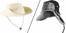 Visos kepurės
