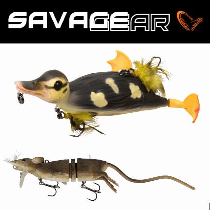 Savage Gear masalai
