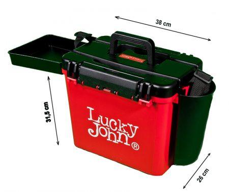Žieminė dėžė Lucky John