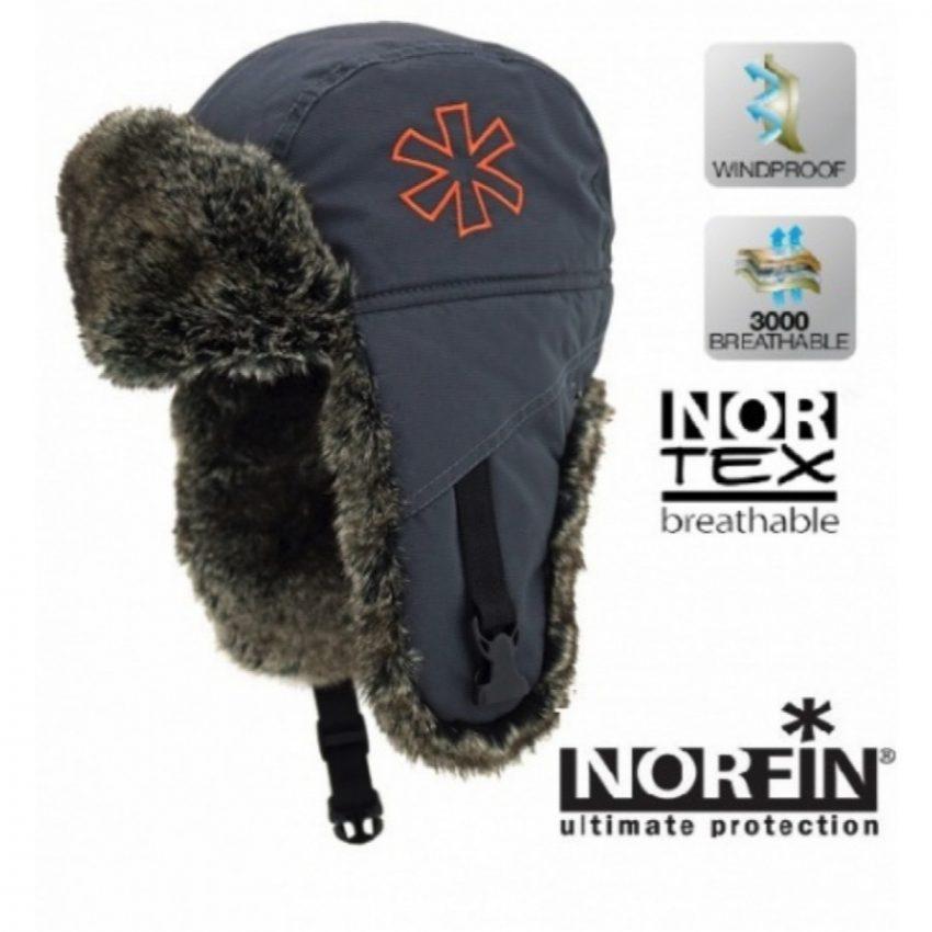 Žieminė kepurė Norfin Discovery