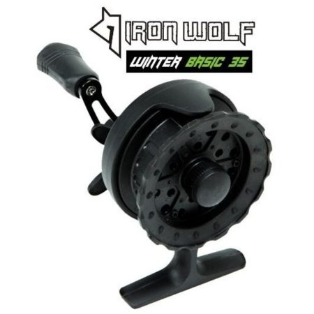 Žieminė ritė Iron Wolf FIRST 25 2BB