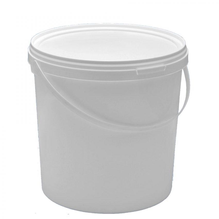 Plastikinis kibirėlis 5,5 l