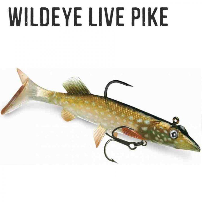 Storm Wildeye Live Pike guminis masalas pagrindinis