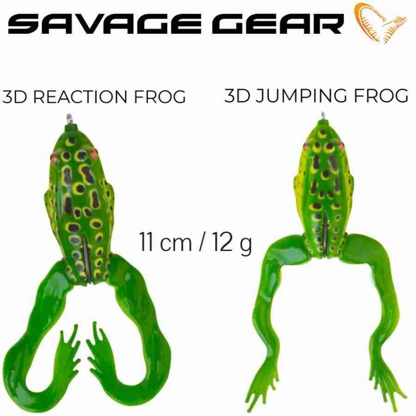 Savage Gear 3D Frog pagrindinis