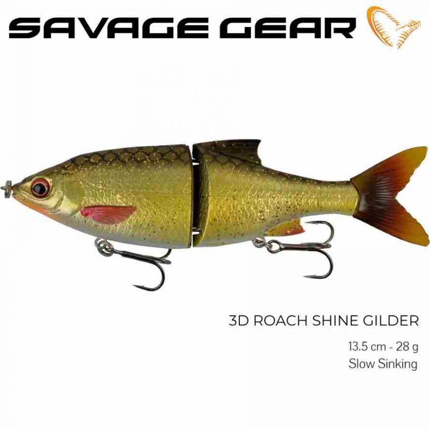 Savage Gear 3D Roach Shine Glider pagrindinis