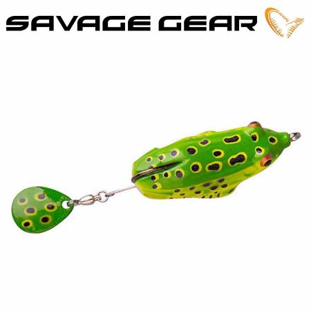 Savage Gear 3D Spin Kick frog