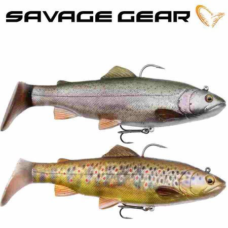 Savage Gear Trout Rattle Shad