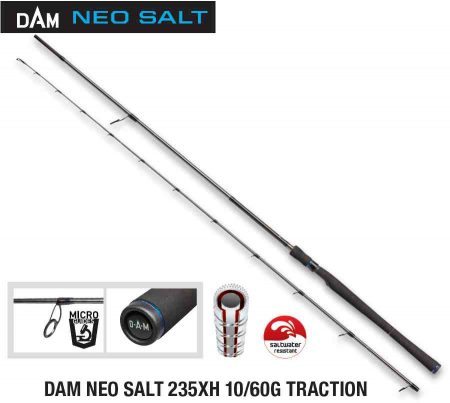 DAM Neo salt traction