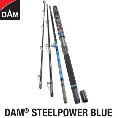 DAM Steelpower Blue Boat