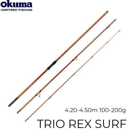 Okuma Trio Rex Surf 4.20-4.50m