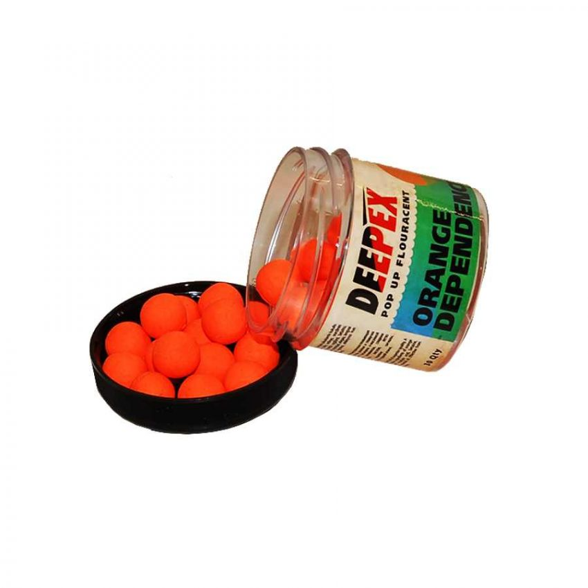 Pop ups kablio masalas oranžinė priklausomybė 15mm