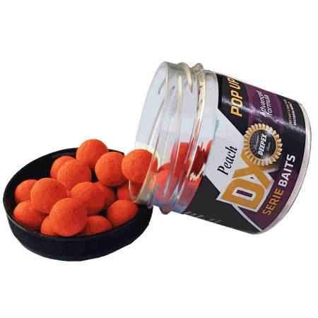 Pop ups kablio masalas persikas 15mm deepex