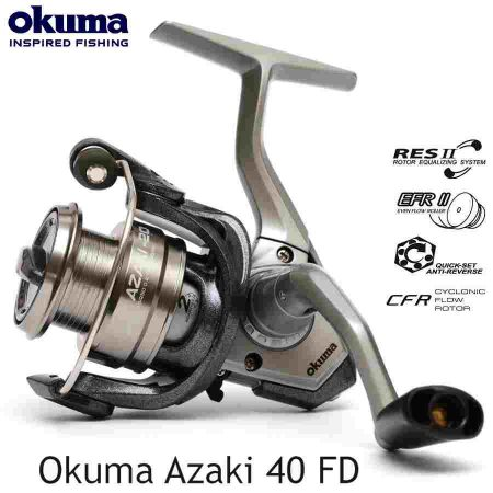 Ritė Okuma Azaki 40 FD