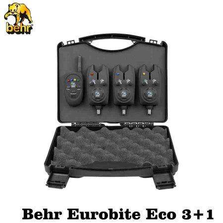 Signalizatorių rinkinys Behr Eurobite Eco 3+1