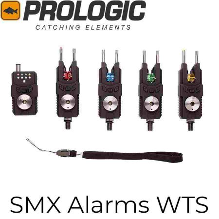 Signalizatorių rinkinys Prologic SMX Alarms WTS 4+1 Set