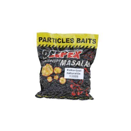 Vakuumuotas masalas – kukurūzai natūralūs