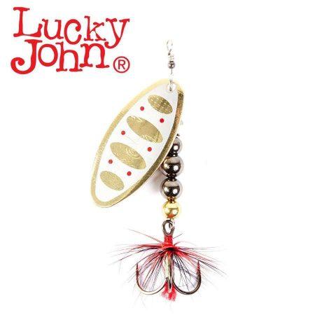 Lucky John Sukrės