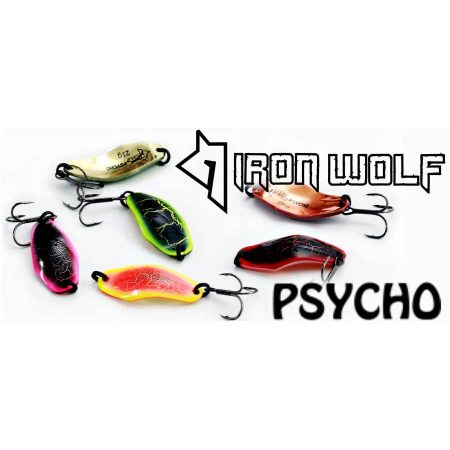 Iron Wolf Blizgės